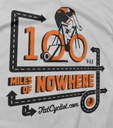 100 Miles Of Nowhere gameplan
