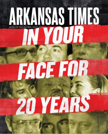 Arkansas Times celebrates 20 years as a newspaper